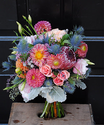 2012 colorful bouquets