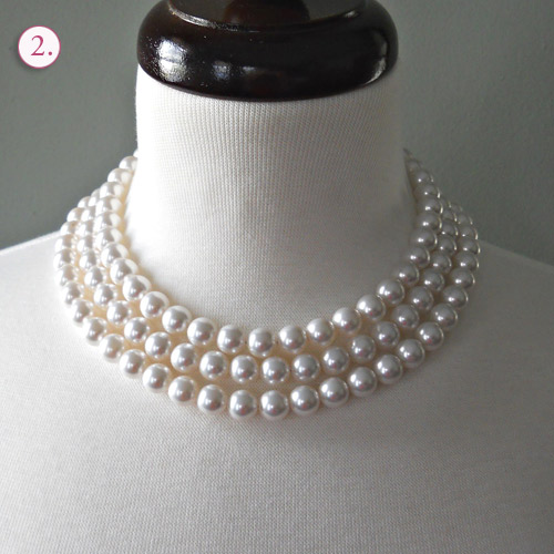 pearl necklace giveaway