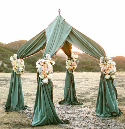 Photo credit pinterest.comPin it  sc 1 st  WeddingWindow.com & Wedding Decor: Canopy and Arch Inspiration!