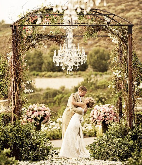 wedding arch inspiration