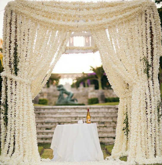 Wedding Decor Canopy And Arch Inspiration