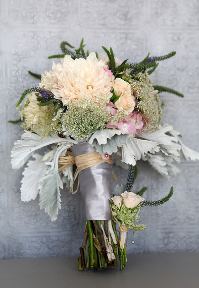 texture wedding bouquets