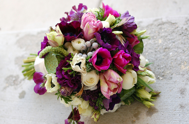 2012 wedding bouquets