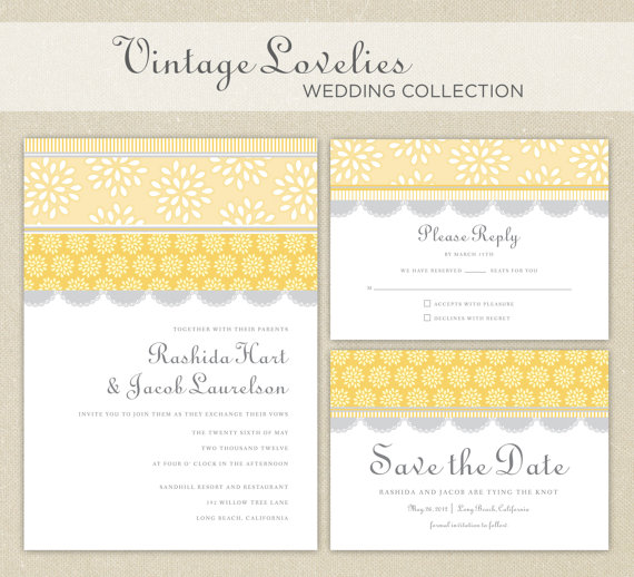 wedding invitations giveaway