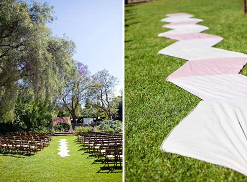 unique wedding aisle runners