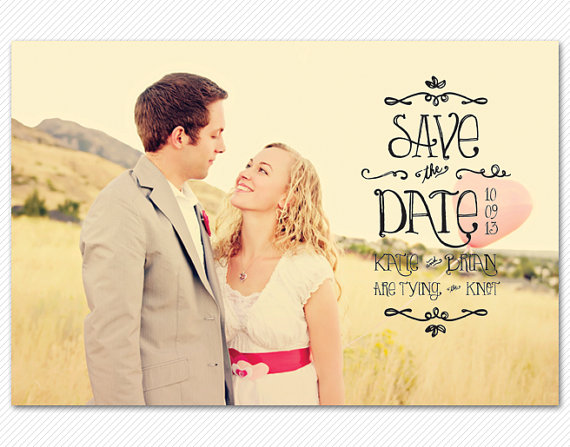 Wedding save the date ideas save the date inspiration junglespirit Choice Image