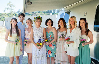 teal bridesmaid dresses