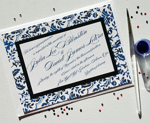 wedding invitation giveaway