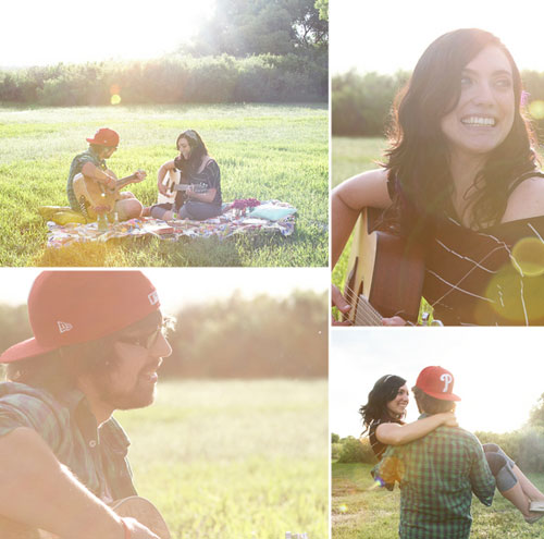 cute engagement pictures