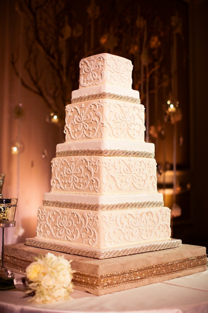 white wedding cakes Photo Credit Vanilla Bake Shop