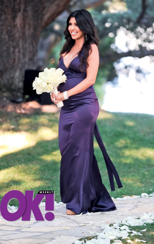 Bridesmaid Dresses for Pregnant Women