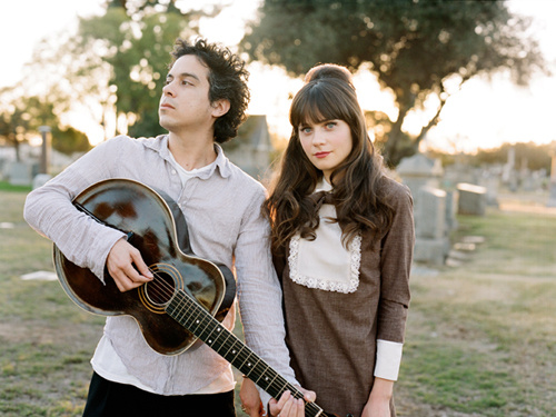 She & Him love songs