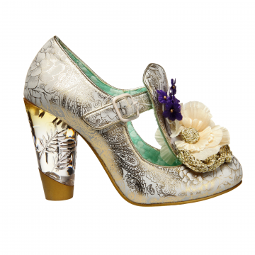 Fun Wedding Shoes by Irregular Choice