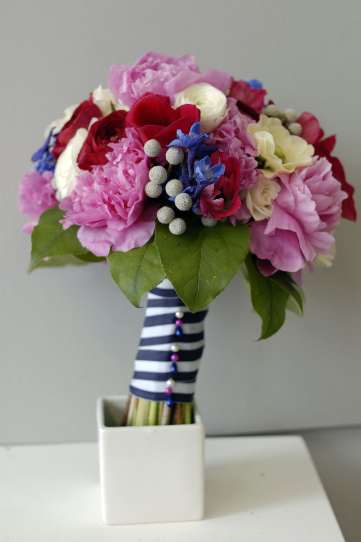 nautical theme bouquet