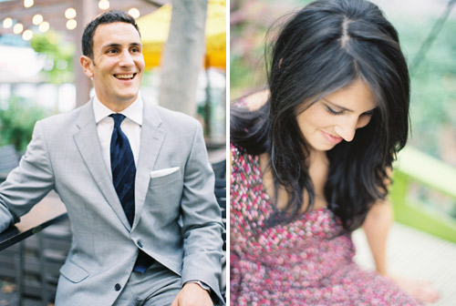 NY professional engagement photography