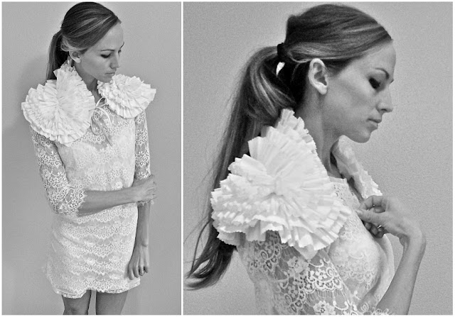 DIY wedding fashion