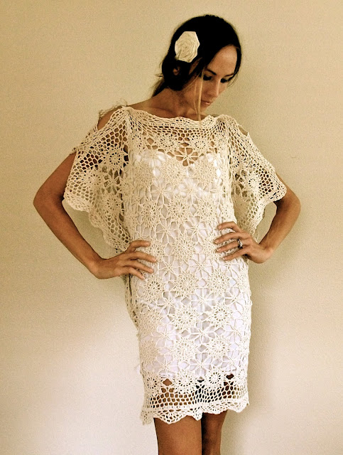 diy lace wedding dress