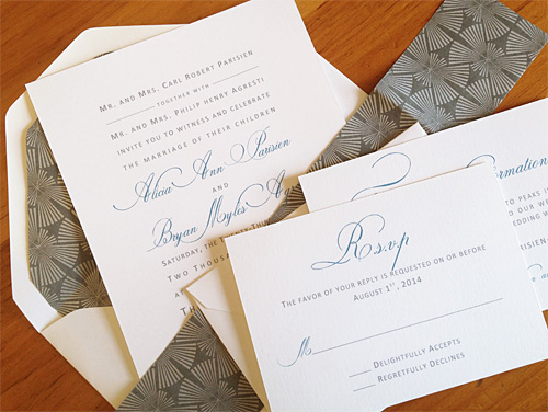 Elegant DIY Invitations Using Just Microsoft Word!