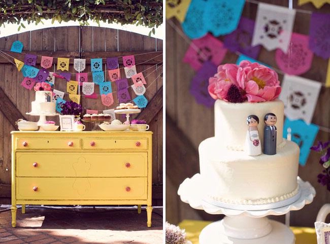 Cinco-de-Mayo wedding inspiration