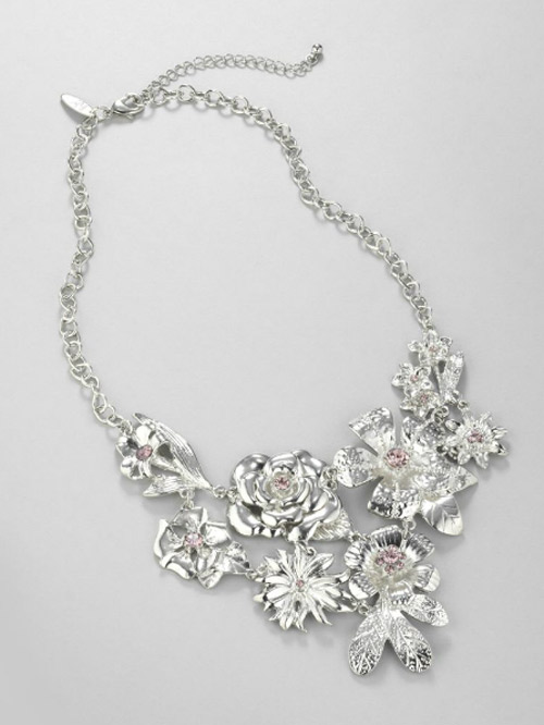 chunky bridal necklaces