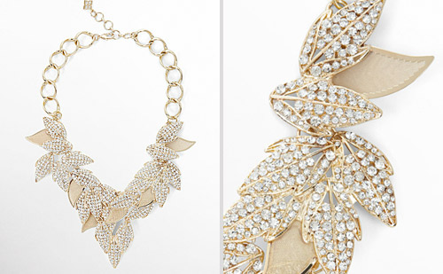 Wedding Jewelry Chunky Bridal Statement Necklaces