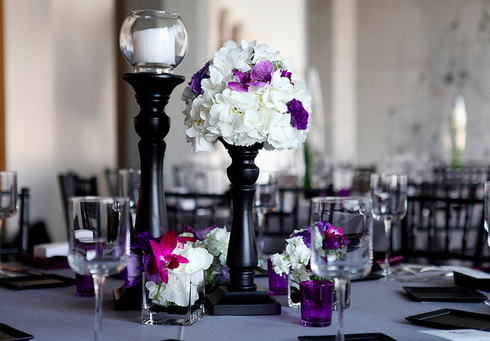 candle holder centerpieces