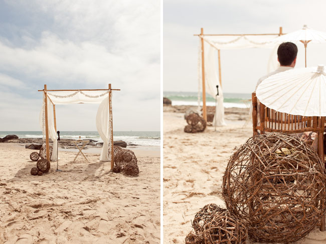 beach wedding ceremonies