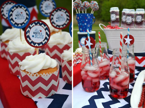 Photo Credit: Party On! Designs Pin it