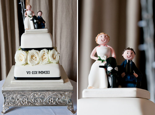 custom couple wedding cake topper