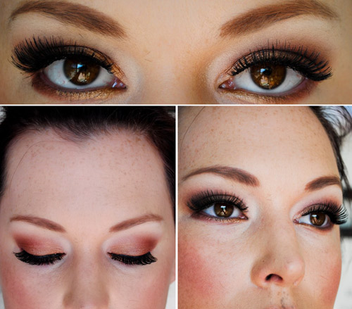 Bride Eye Makeup Tutorial : Gallery For > Makeup Tutorials