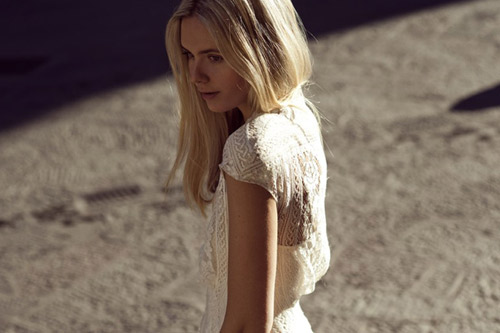 lace dress by Lover