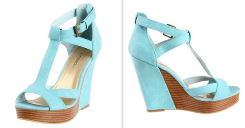 Something Blue Shoes Part 2: Tiffany & Teal - WedLoft