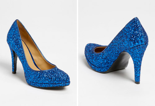 Something blue wedding shoes sapphire something blue shoes part 1 sapphire junglespirit Image collections