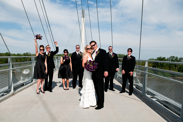 Real Wedding: Julie Branyan Photography