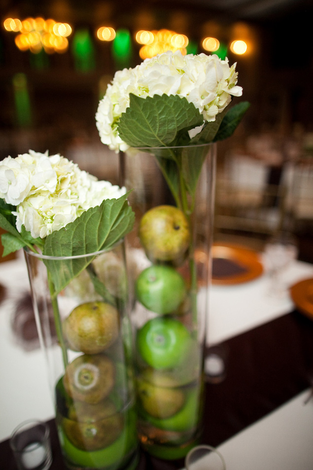apple centerpieces