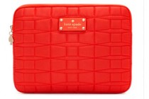red ipad sleeve