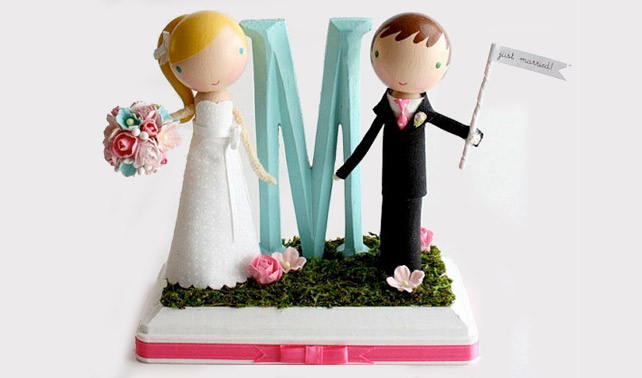 Wedding Cake Toppers Buy Or Diy Options