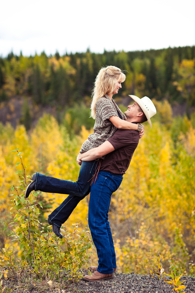 Mountaint Engagement Shoot