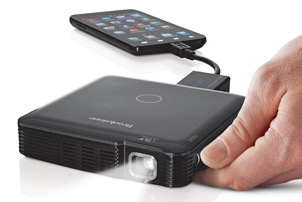 Movie Projector for Phone