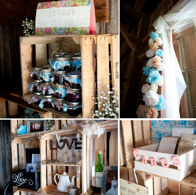 Barn Wedding Details
