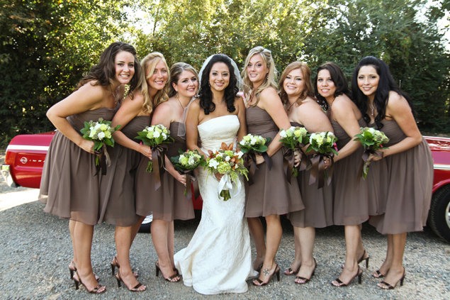 Bridesmaid Dresses For A Fall Wedding Neutral Bridesmaid Dresses