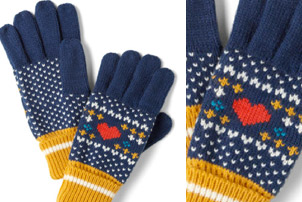 HeartWarmingGloves