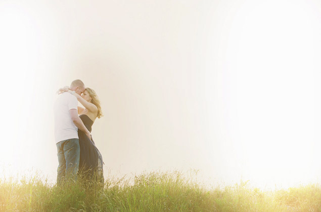 Dreamy engagement Pictures