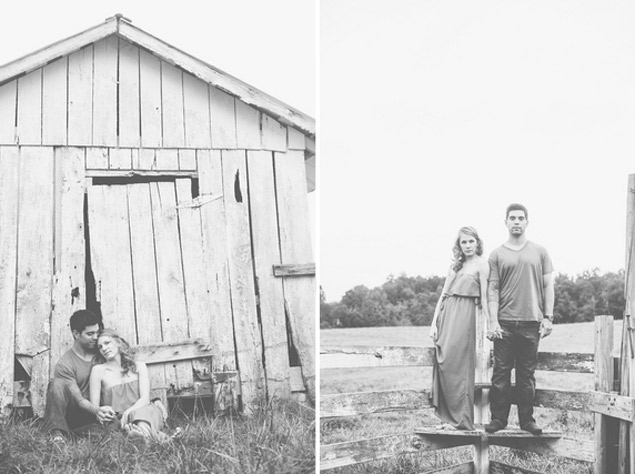 Tennessee Engagement Pictures