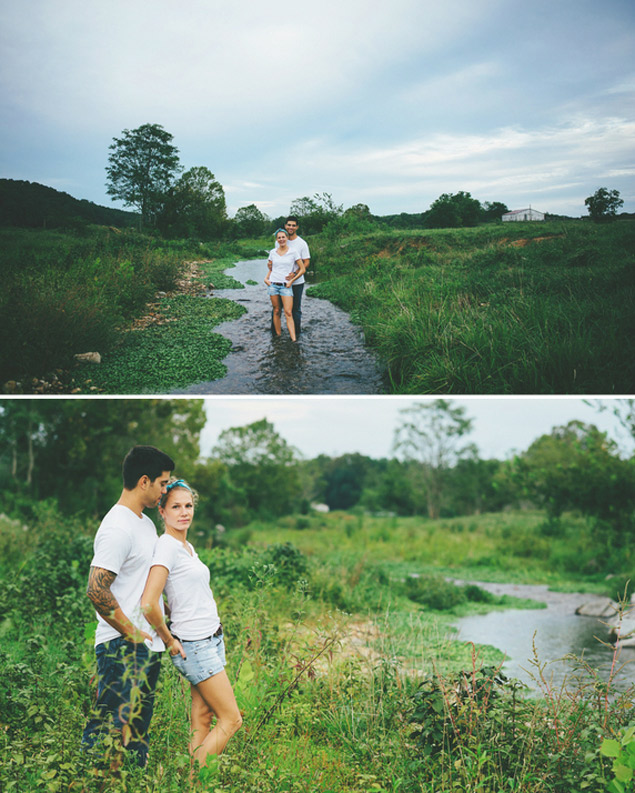 Tennessee Engagement Shoot