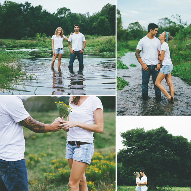 Tenessee Engagement Shoot