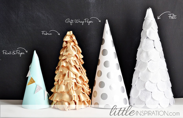 DIY Christmas Tree Tutorials