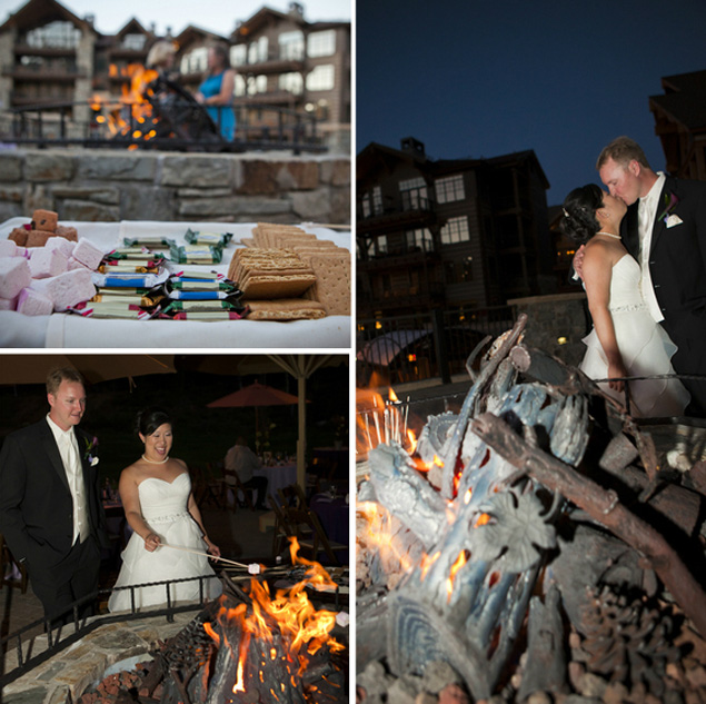 Wedding S'mores