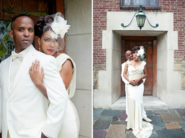 1940s Inspired Wedding