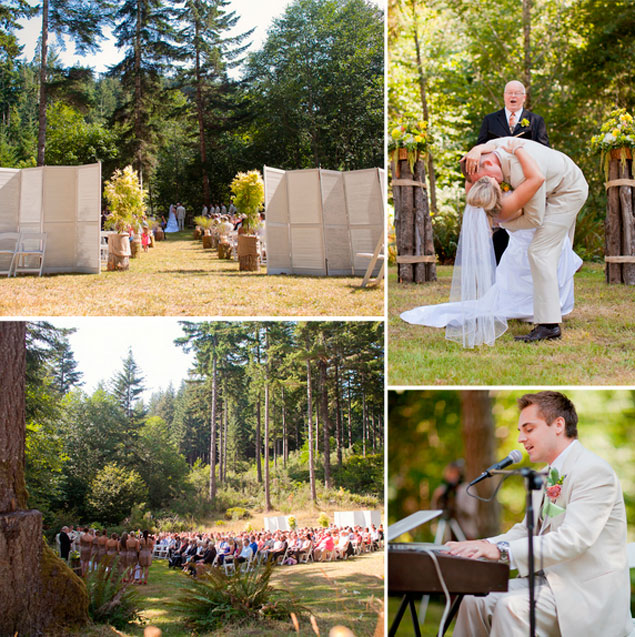 Southern Oregon Wedding